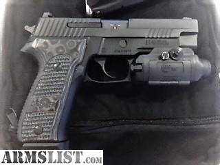 armslist for sale: sig sauer p226 extreme 40s&w tritium