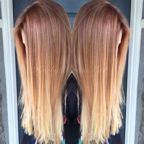 fix copper blonde hair copper blonde color melt my work pinterest copper