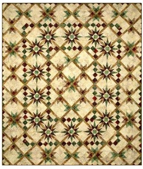 Whirligig Quilt Pattern by Coronado By Whirligig Designs 77x90 Quilt Size Pattern