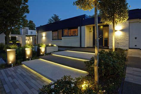 details moderner hinterhof moderne