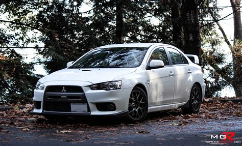 mitsubishi evo mr review 2008 mitsubishi lancer evolution x mr m g reviews
