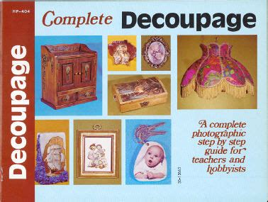 Decoupage Definition - complete decoupage