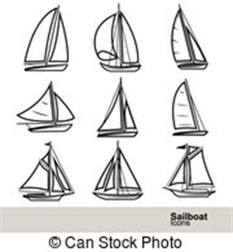 sailboat line drawing vector sailboat illustrations and clip art 24 673 sailboat