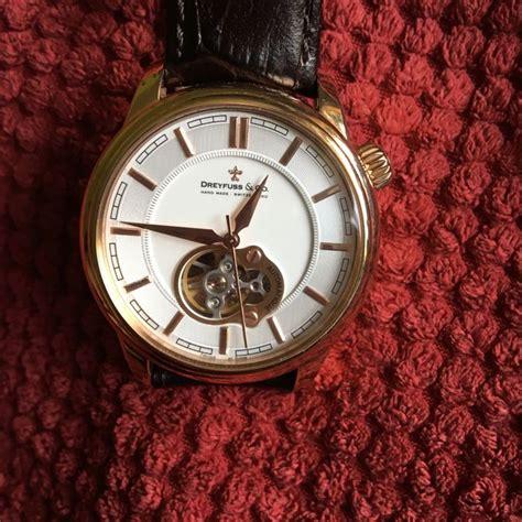 Handmade Swiss Watches - dreyfuss co handmade swiss made automatic s