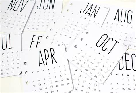printable calendar insert 2015 calendar inserts