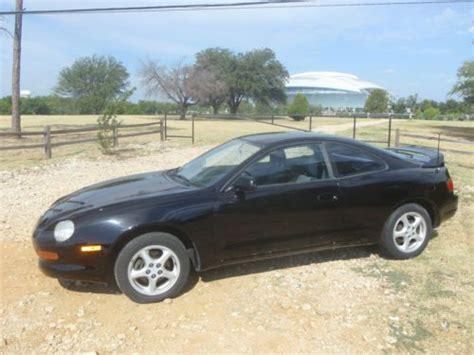 repair anti lock braking 1994 toyota celica auto manual sell used 1994 toyota celica gt 2 2l 5speed in arlington texas united states