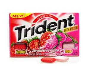 20000 Grocery Giveaway - like trident for a free pack of trident layers gum 1st 40 000 free product sles