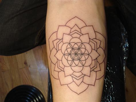 sacred geometry tattoos how to energetically protect yourself as a lightworker