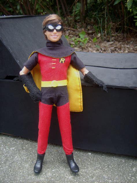 tim drake robin suit  ken  batman tas sewing