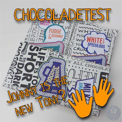 doodle do promo johnny is the new tony chocolade test johnny doodle