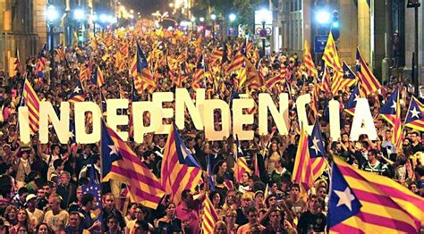 barcelona referendum world voters support independence in catalonia genheration