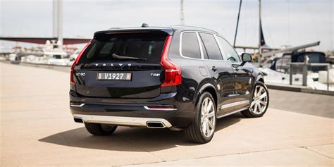 2017 volvo xc90 2017 volvo xc90 excellence review caradvice