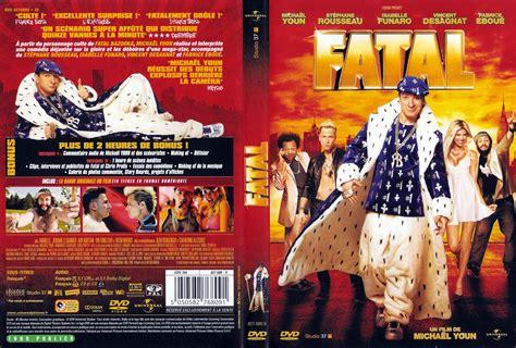 film mickael youn jaquette dvd de fatal mickael youn cin 233 ma passion