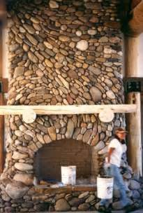 fireplace river rock river rock fireplace when i a house oh the things