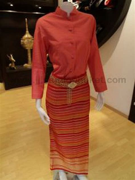 pembekal dress dari thailand bride thai costume page 005 wedding accessories thailand