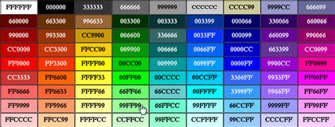 html background color codes css background color code onlytraces