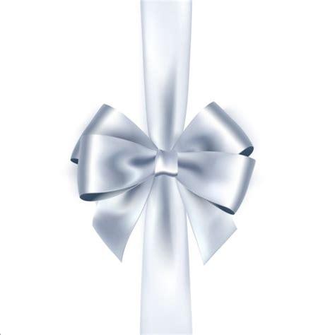 Ribbon Silver silver ribbon bows vector 02 vector ribbon free
