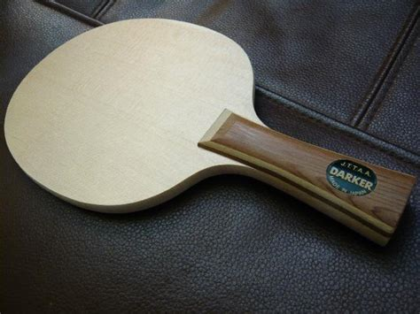 Table Tennis Blades by Darker Hinoki Tanpan Reviews