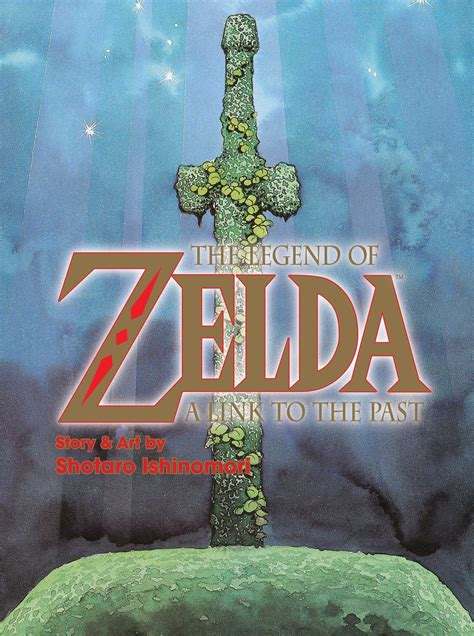past a novel books the legend of a link to the past gets release