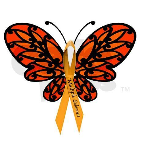 ms ribbon color 17 best images about sclerosis awareness on