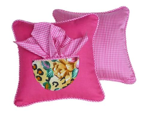 Handmade Pillows - check out handmade pillow giveaway winner every week
