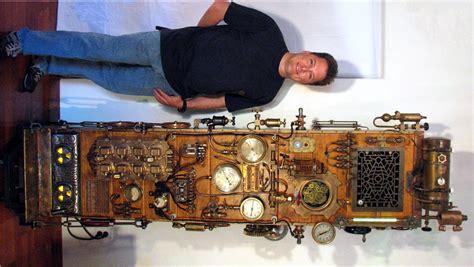 Pc Case Diy Steampunk Frankenstein By Dana Mattocks Bit Tech Net