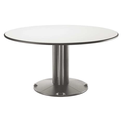 table cuisine pied central table ronde cuisine pied central 2017 et table de cuisine