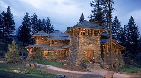 log cabin lodge standout log cabin plans escape to an earlier gentler time