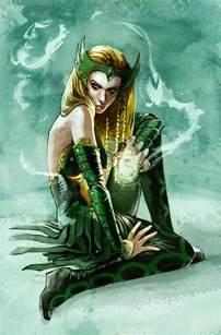 Erik Selving - amora the enchantress comics thor wiki fandom powered by wikia