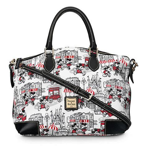 minnie mouse coach outlet satchel by dooney bourke bags totes disney