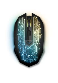 Mouse Gaming Wireles X Craft Air 5000 sonicgear alcatroz x craft air 5000 wireless gaming mouse bak箟da oyun mishkasi si 231 an箟