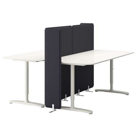 White Office Desk Ikea Office Furniture Office Desks Tables Ikea