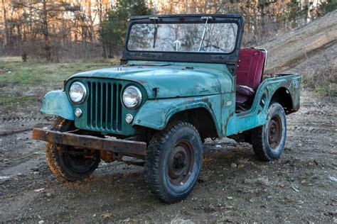1955 willys jeep what s it worth 1955 willys cj 5 jeep