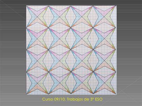 plstica 3 eso catalua educacion plastica y visual ii redes modulares