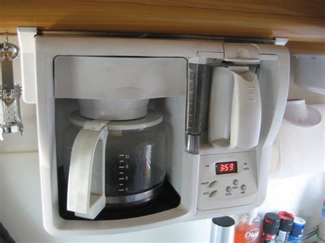 In Cabinet Coffee Maker Finest In Cabinet Coffee Maker