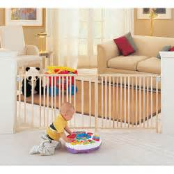 6ft baby gate large 5 6 7 8 foot baby pet wide gate