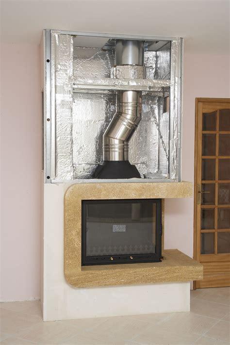 comment demonter une cheminee avec insert raccordement d un conduit de fum 233 e 224 un foyer ouvert