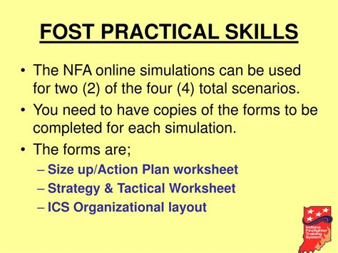 ppt officer strategy and tactics fost powerpoint