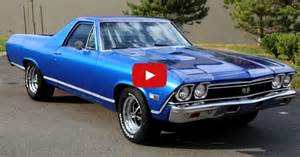 1968 chevy el camino truck review test drive cars