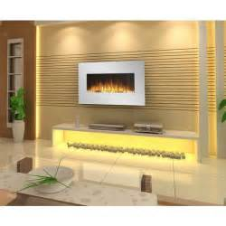 35 inch white wall mounted electric fireplace 1500w buy