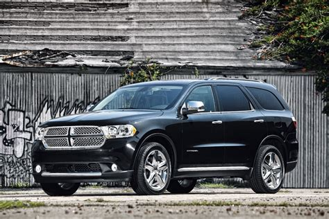 All Dodge by All New Dodge Durango Official Pictures And Info Autotribute