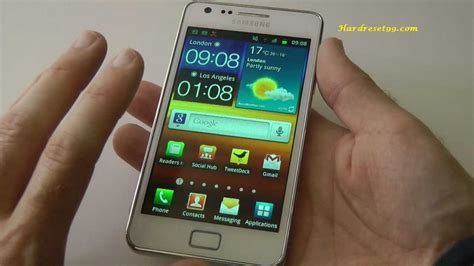 reset hard samsung galaxy s samsung galaxy s ii hard reset factory reset and password
