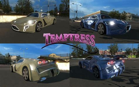 Saints Row 3 Auto Tuning by Saints Row 3 Traffic Pack V3 Ets2 Mods