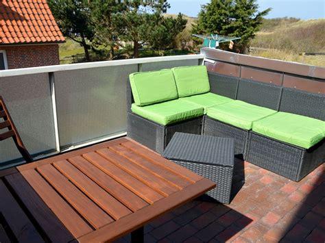 terrasse 9 qm ferienwohnung strandhaus 23 juist firma strandhaus