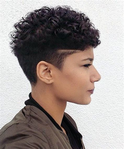 short hair cut curly large head best 25 curly undercut ideas on pinterest undercut