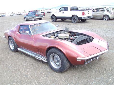 1969 corvette convertible big block 427 project cars