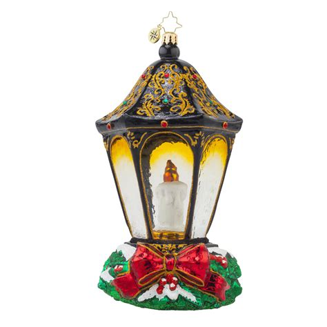 radko 1017617 christmas light limited edition of 1200