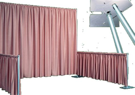 Snap Drape snap drape pipe and drape systems save your church money