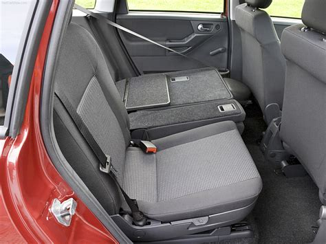 opel meriva 2006 interior vauxhall meriva picture 08 of 15 interior my 2006