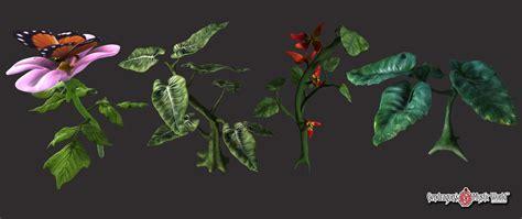zbrush leaf tutorial plants in sculptris